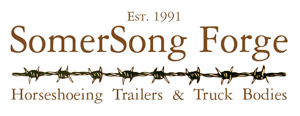 Somersong Forge - Horseshoeing Trailers and Truck Bodies