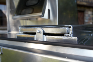 Somersong Forge Trailers:  Tool Slide and Lock: -Make it your own